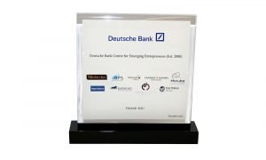 Deutsche Bank Team Recognition Product
