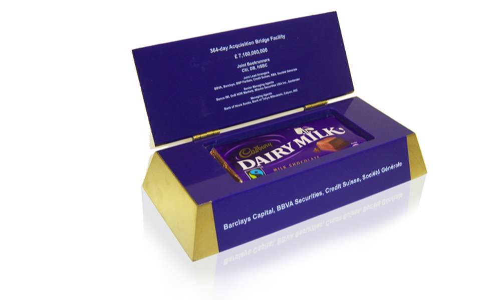 Cadbury Custom Dealtoy