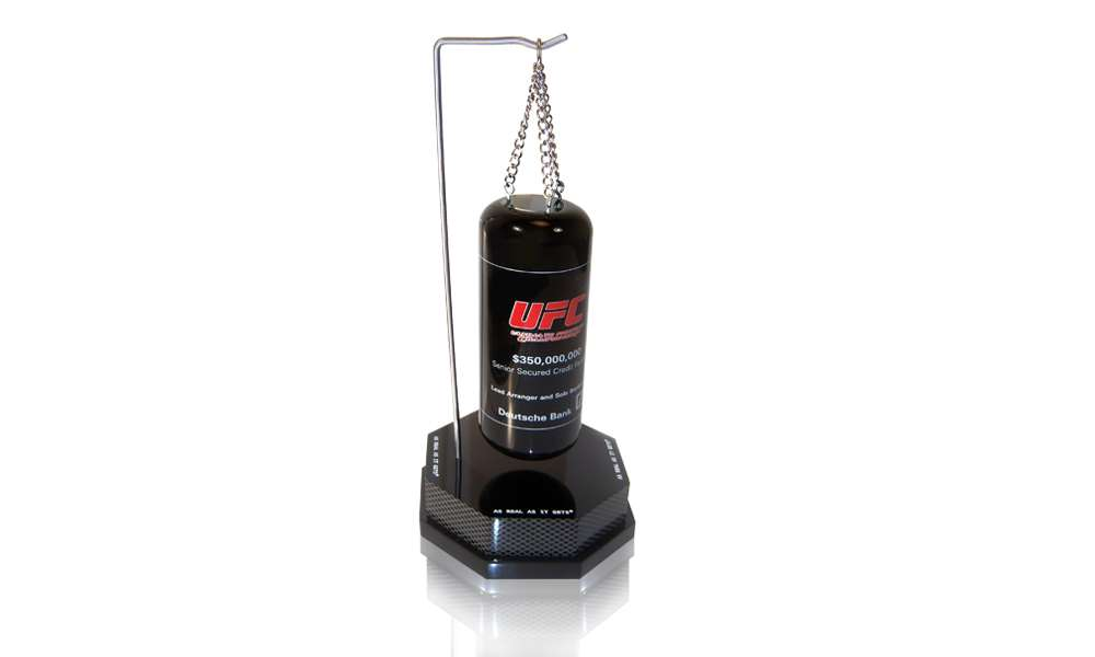 UFC Punching Bag Boxing-Themed Deal Toy