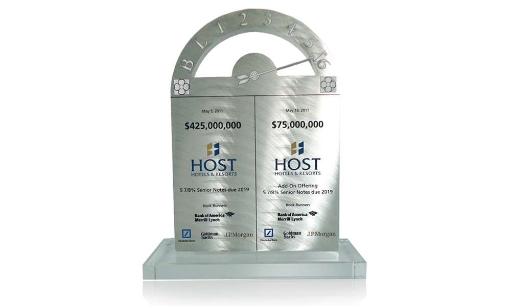 Host Hotels & Resorts Deal Toy
