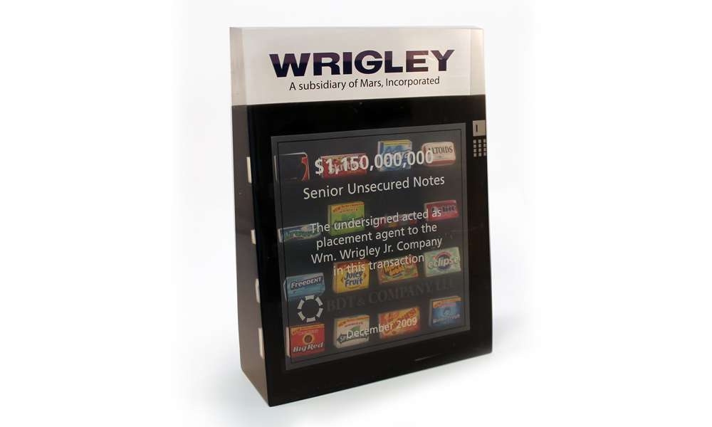 Wrigley Dealtoy
