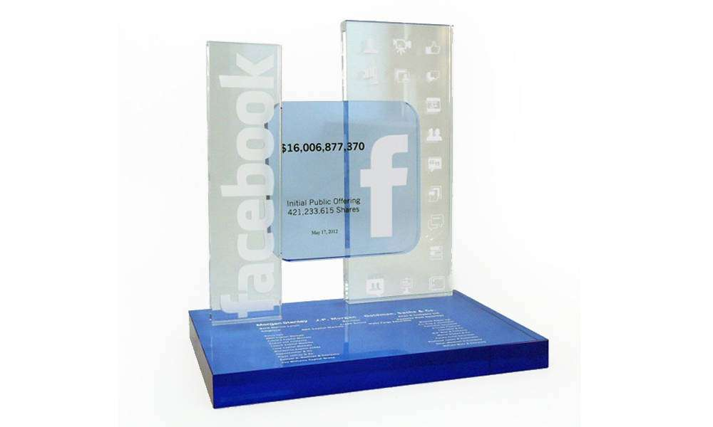 Facebook IPO Deal Toy