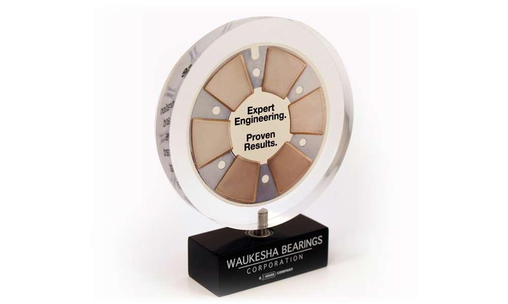 Waukesha Internal Branding Recognition Award