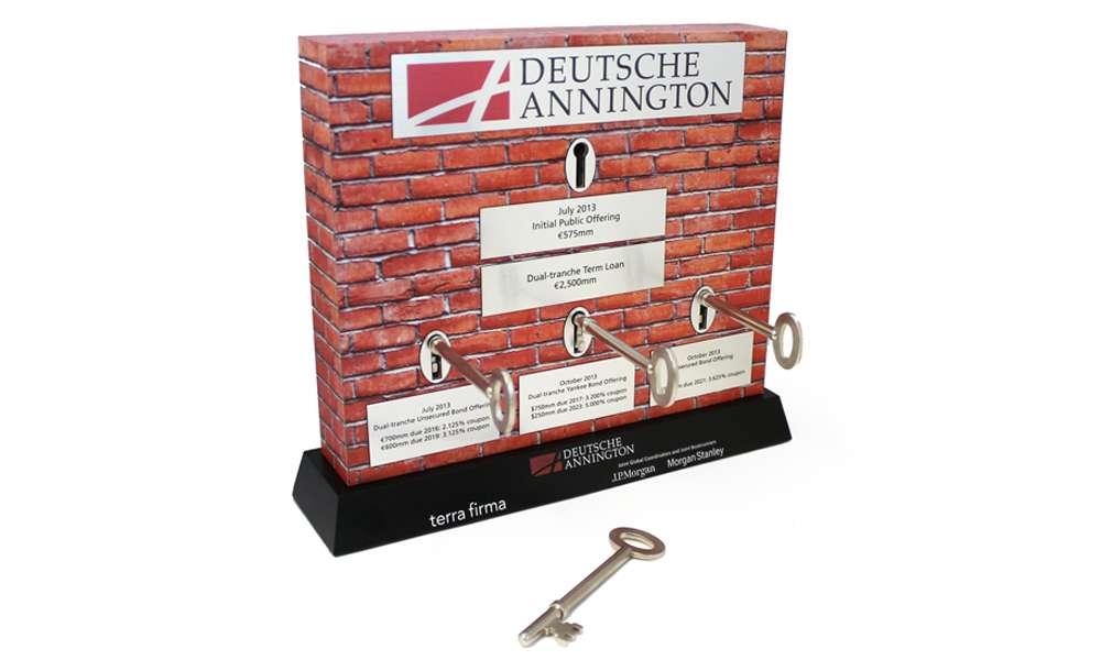 Deutsche Annington Custom Deal Toy
