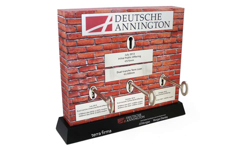 The Corporate Presence Deutsche Annington Deal Toy