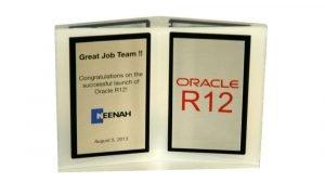 oracle r12 launch award