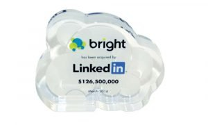 LinkedIn Acquisition Deal Toy