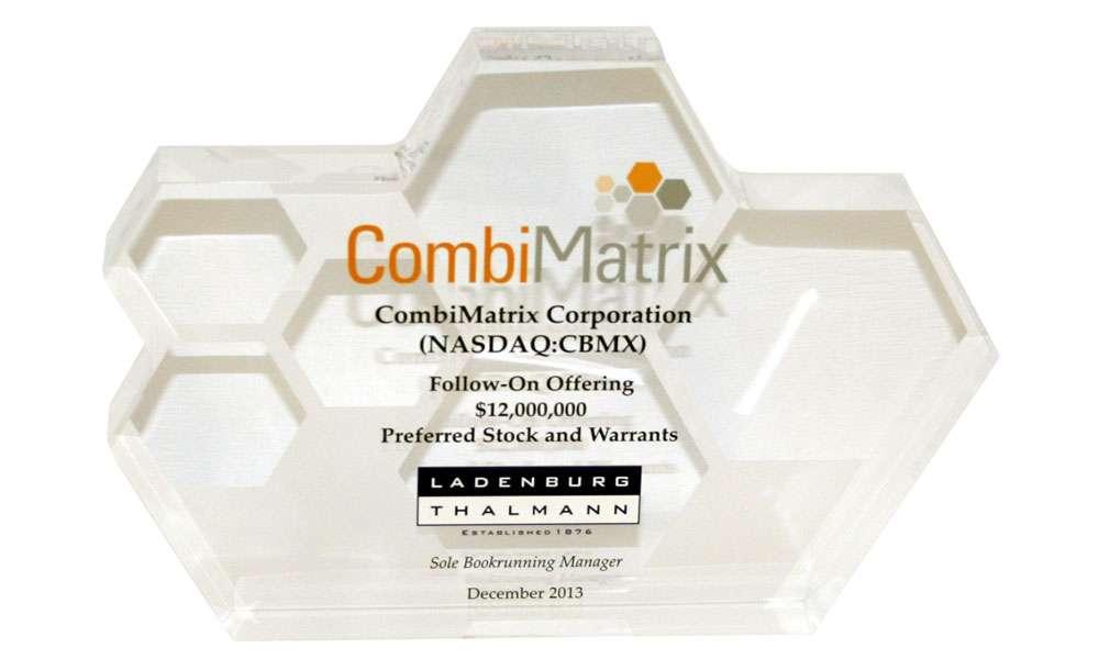 Combimatrix Healthcare Deal Toy