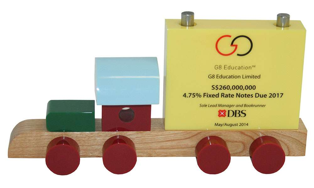 G8 Education Lucite