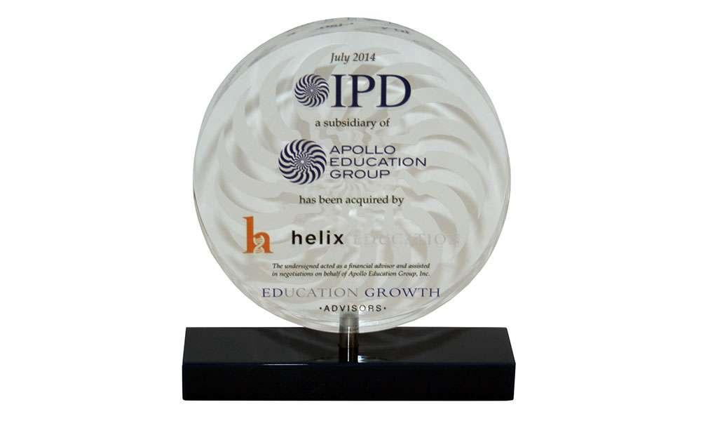 IPD/Apollo Lucite
