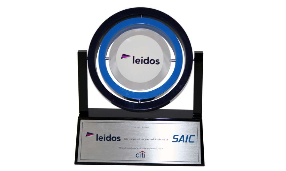 leidos saic spin off deal toy ideas