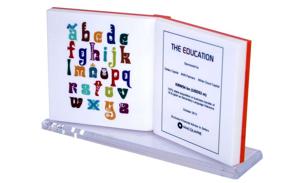 Macquarie Education Deal Toy
