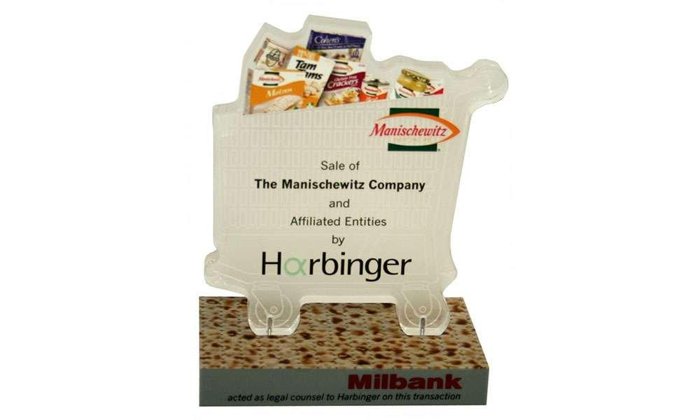 Manischewitz Harbinger Deal Gift, New York