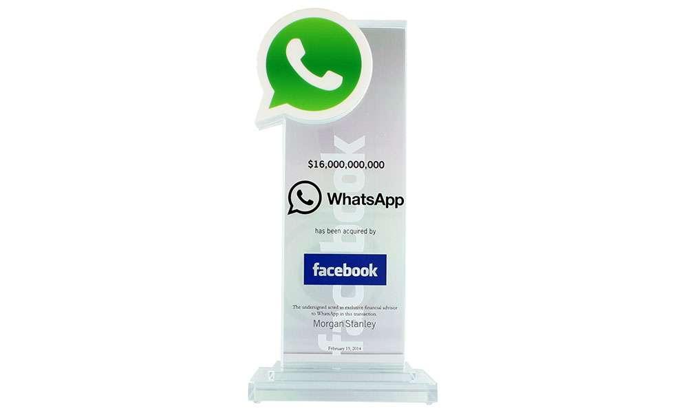 Whatsapp Deal Toy, San Francisco