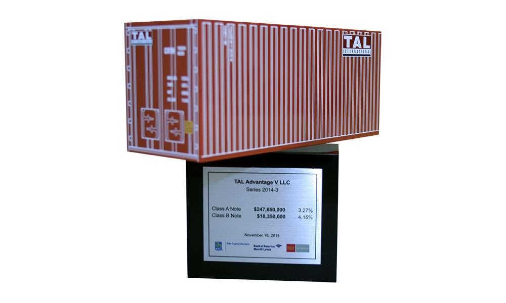 Shipping Container Deal Toy