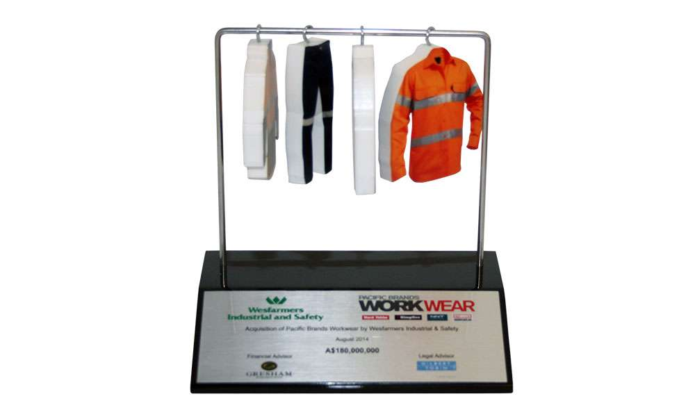 Pacific Brands Work Wear | Wesfarmers | Fashion and Cosmetics