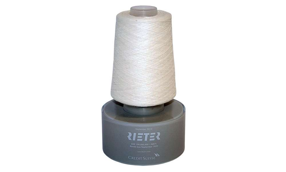 Reiter yarn | Credit Suisse | Fashion and Cosmetics