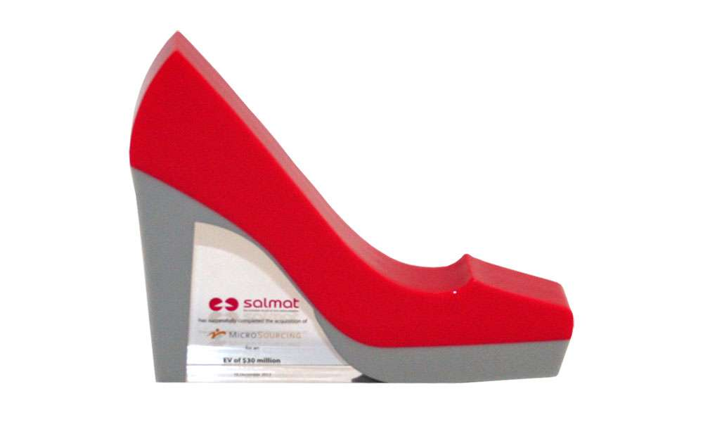 Salmat shoe | MicroSourcing | Fashion and Cosmetics