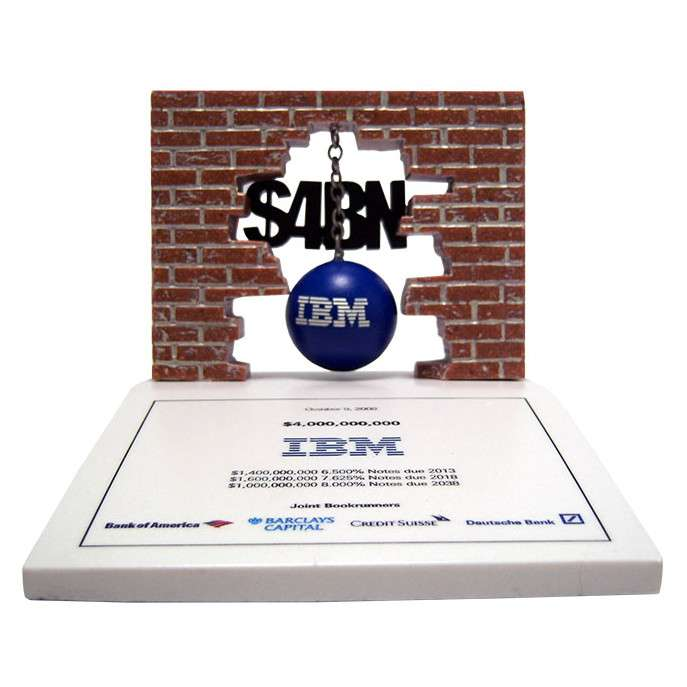 IBM Deal Toy