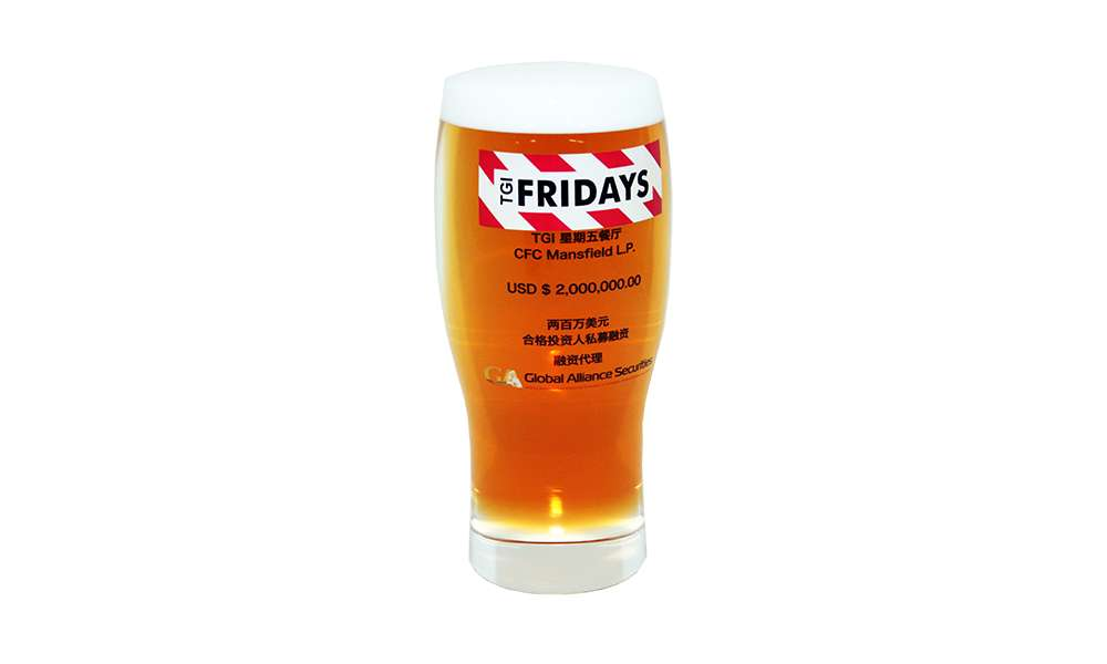 Beer Glass-Themed Deal Toy