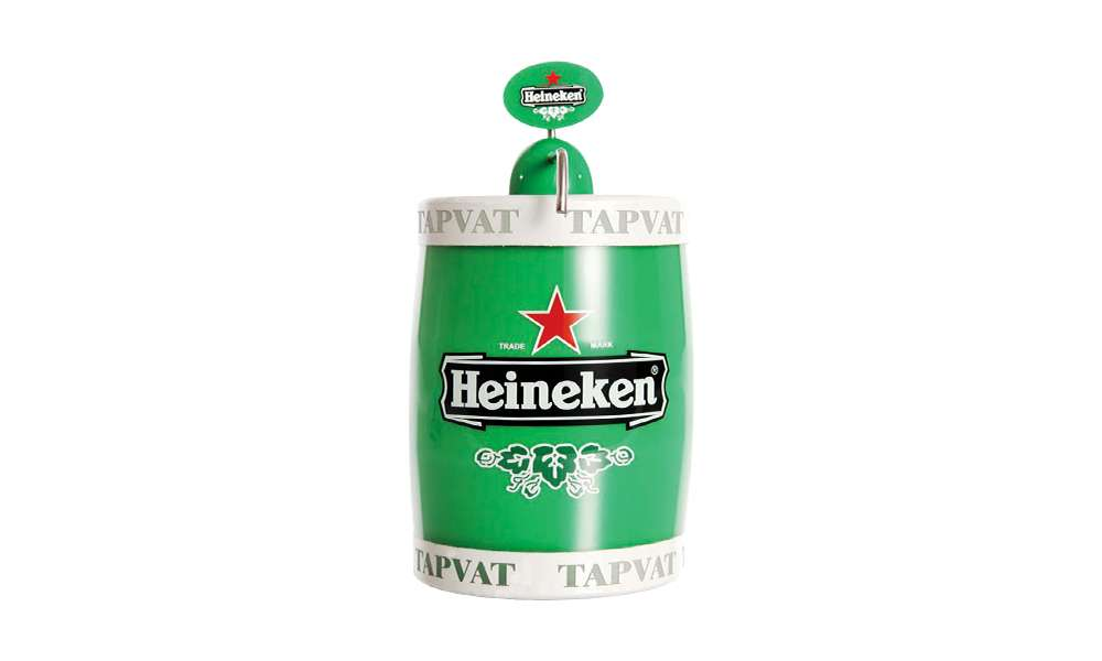 Beer Keg-Themed Deal Toy