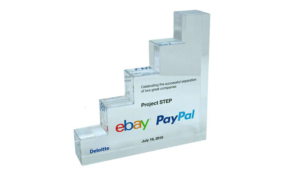 Ebay-Paypal Code Name-Inspired Deal Toy