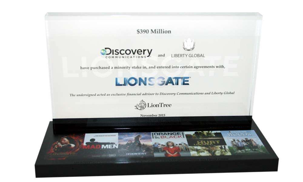 Discovery-Liberty Global-LionsGate Tombstone
