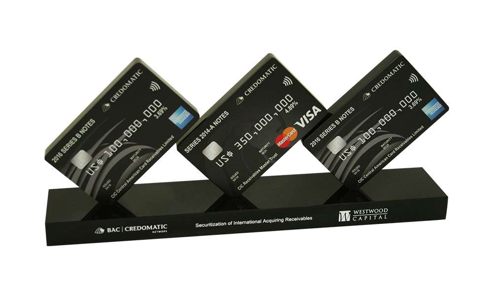 Credit Card-Themed Deal Gift