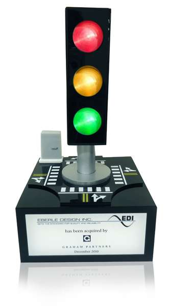 Deal Toy Incorporating Traffic Light