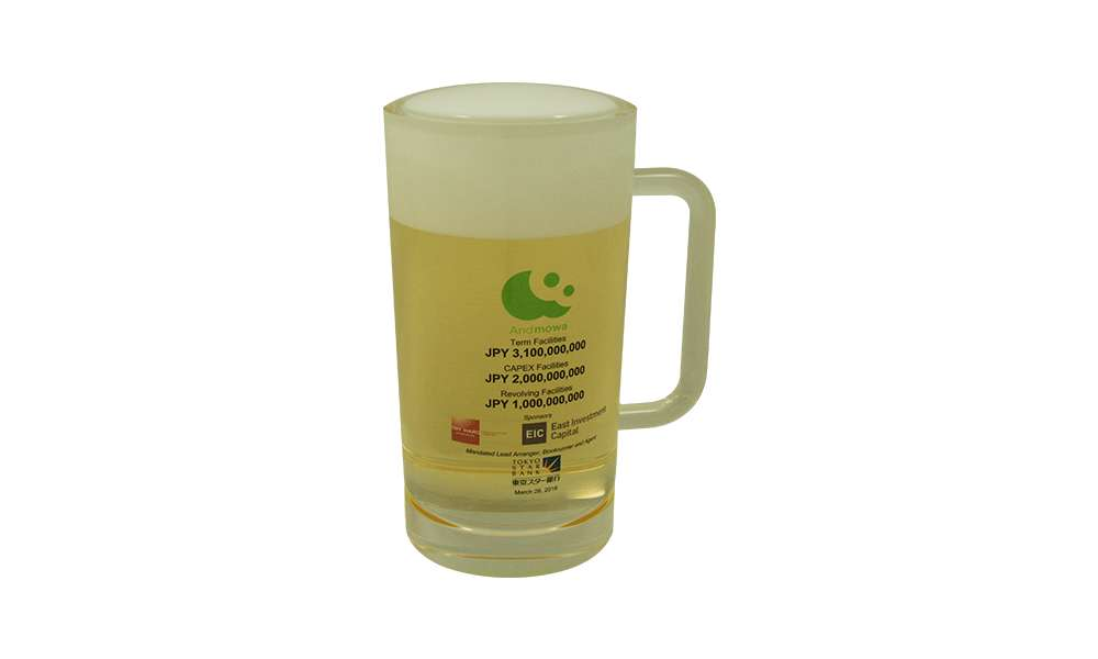 Beer Mug-Themed Deal Toy
