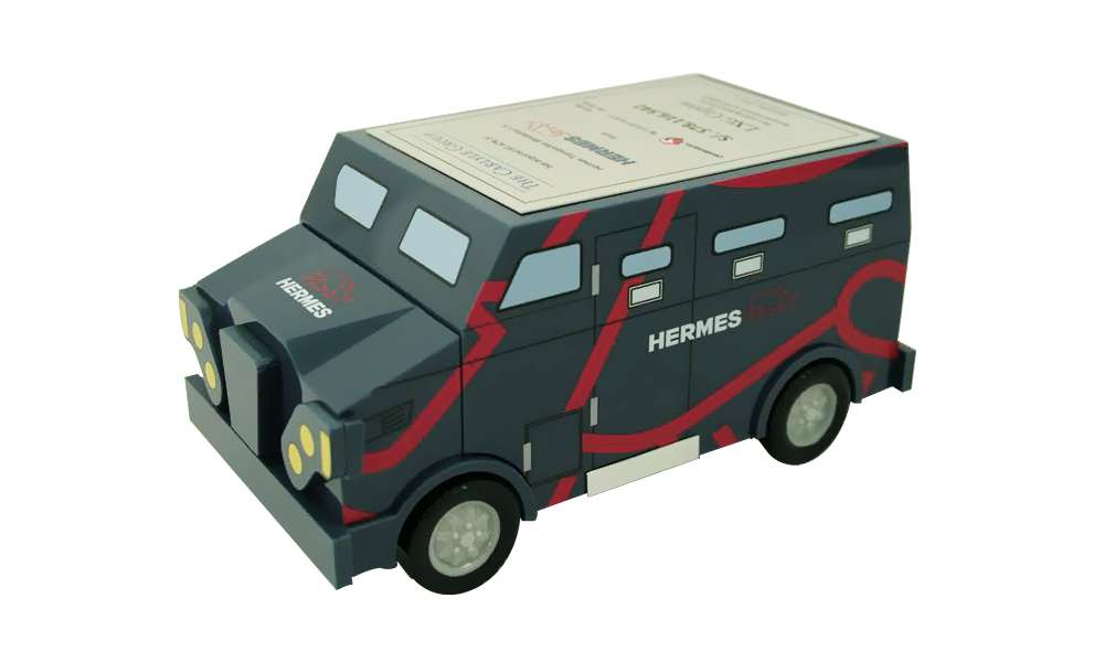 Armored Car Deal Toy