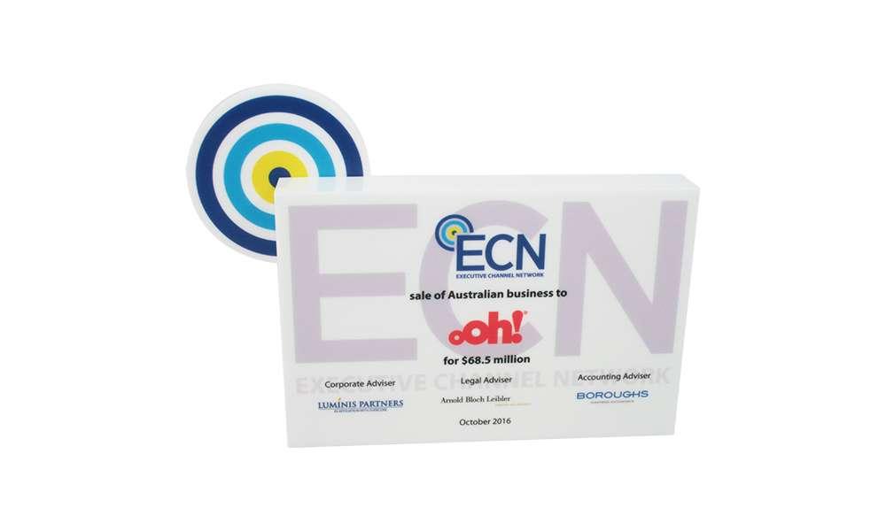 ECN-oOh!media Deal Toy