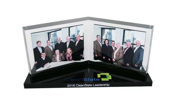 Custom Acrylic Photo display