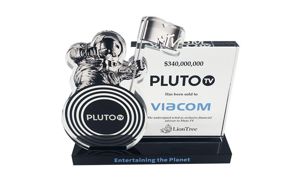 Viacom-Pluto Deal Toy