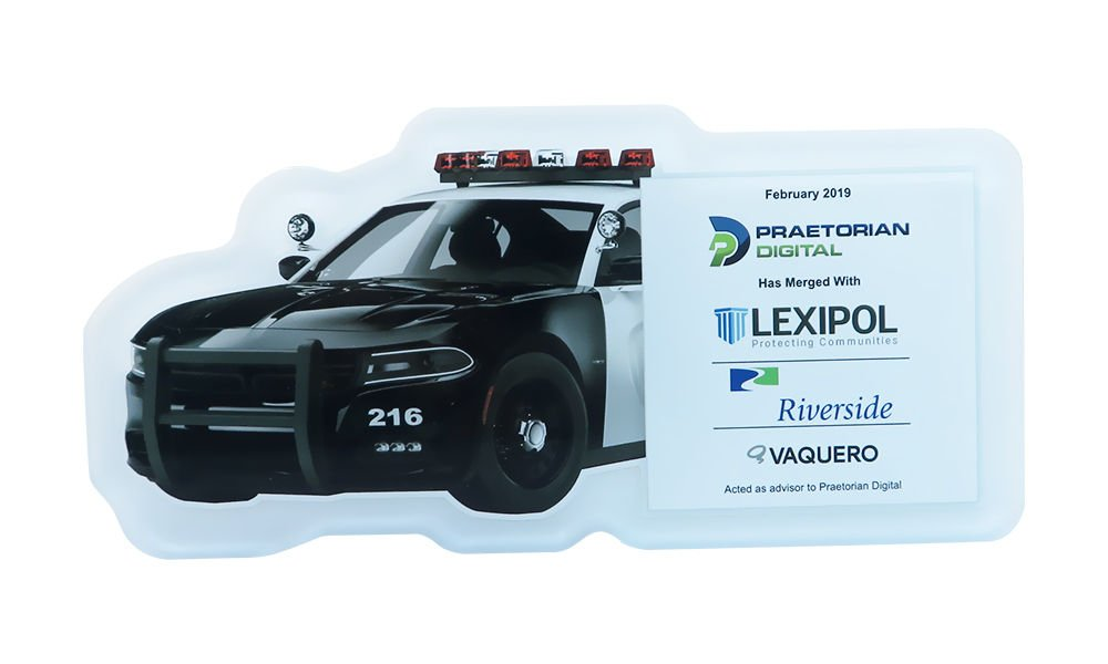 Police Car-Themed Deal Toy