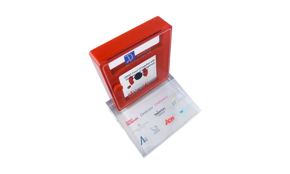 Fire Alarm Box-Themed Deal Toy