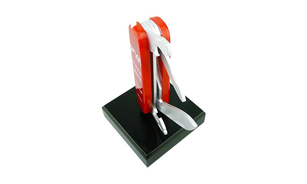 Swiss Army Knife-Themed Deal Toy