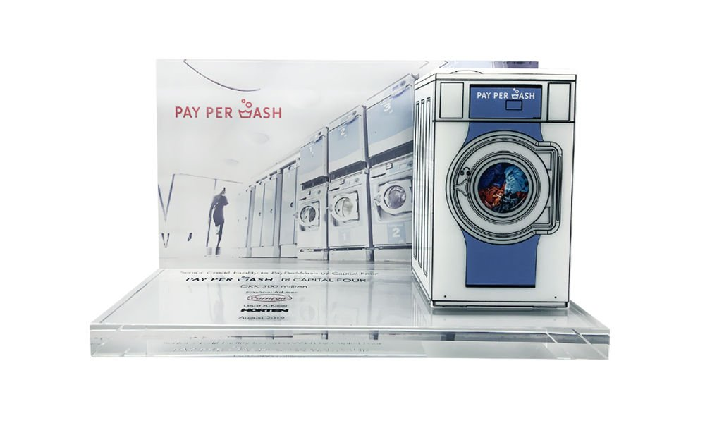 Washing Machine-Themed Deal Toy